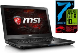Laptop MSI GP62 7RD 673XVN