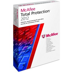 McAfee Total Protection 2012  - 3PCs