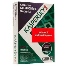Kaspersky Small office Security (KSOS 1 Server + 5 PC)