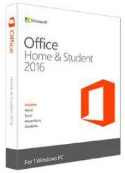 Office Home and Student 2016 FULL PACK