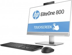 "HP EliteOne 800 G3 AiO Touch (i7-7700/ 16G/ 1T/ DVDRW/ 2Vr/ WL+BT/ 23.8"" Touch/ W10) (1MF30PA)"
