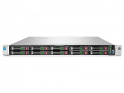 Server HP ProLiant DL360 Gen9 E5-2620v4 2.1GHz 1P 8C 16GB, 8SFF (755258-B21)