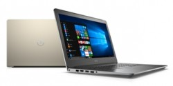 "Dell Vostro 14 5468 (i5-7200U/ 4G/ 500G/ 14"" HD/ W10 + Off365/ FP/ Gold) (VTI5019OW)"