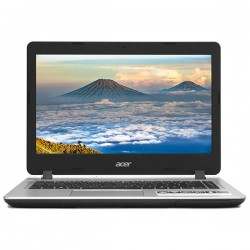 Laptop Acer Aspire A514-51-525E NX.H6VSV.002 (Core i5-8265U/4Gb/1Tb HDD/ 14.0' FHD/VGA ON/ DOS/Silver)