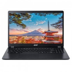 "Laptop Acer Aspire A315 54 368N NX.HM2SV.004 (i3-10110U/8Gb/512Gb SSD/ 15.6"" FHD/VGA ON/Win10/Black)"