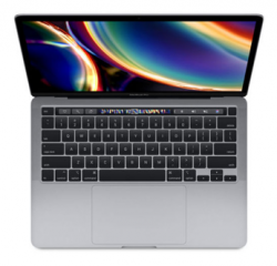 Laptop Apple Macbook Pro MXK62 256Gb (2020) (Silver)- Touch Bar