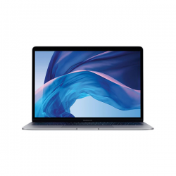 Laptop Apple Macbook Air MWTK2 256Gb (2020) (Silver)- Touch ID