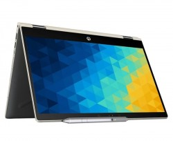 "Laptop HP Pavilion x360 14-dh1139TU 8QP77PA (i7-10510U/8GB/512GB SSD/14""FHD TouchScreen/VGA ON/Win10/Gold)"