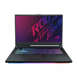 Laptop Asus Gaming G731-VEV089T (i7-9750H/16GB/512GB SSD/17.3FHD/RTX2060 6Gb DDR6/Win10/Black/Balo)