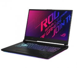 Laptop Asus Gaming ROG Strix G712L-VEV055T (i7-10750H/16GB/512GB SSD/17.3FHD, 144Hz/RTX2060 6GB DDR6/Win10/Black/Balo)