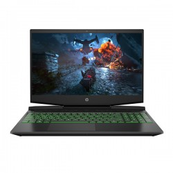 Laptop HP Pavilion Gaming 15-dk1074TX 1K3U8PA (i7-10750H/8Gb/512Gb SSD/15.6FHD/GTX1650 4GB/Win 10/Black)