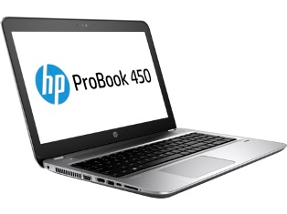 Laptop HP Probook 450 G3 (i5-6200U - 2.3 GHz/ Fingerprint/ FreeDos) (Y7C87PA)